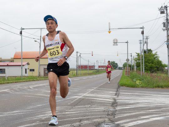世界選手権で二連覇している山内英昭選手