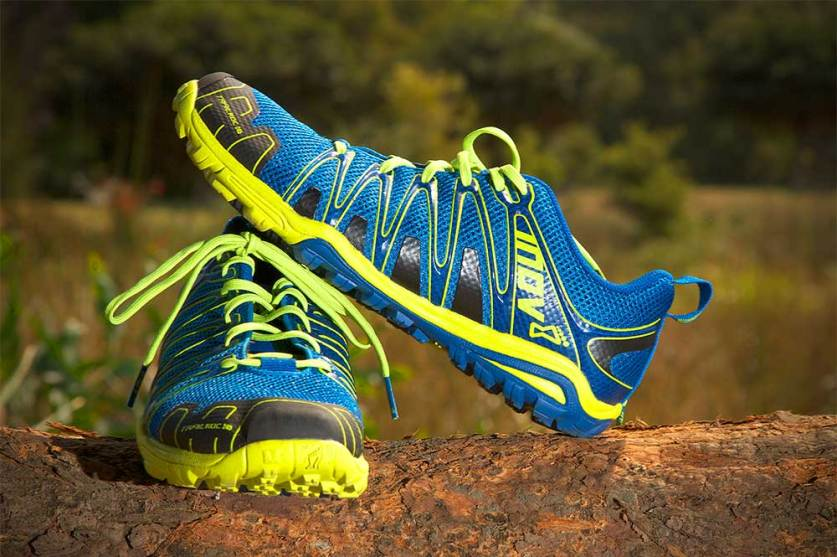 Inov-8 trailroc 245 Review ultra running sydney trail running sydney