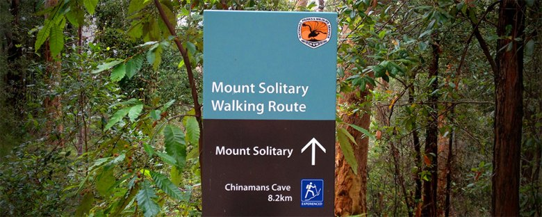 Mt Solitary Blue Mountains