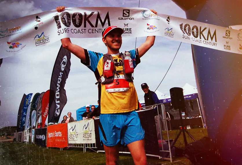Interview with Ben Duffus Winner of Surf Coast Century 2013