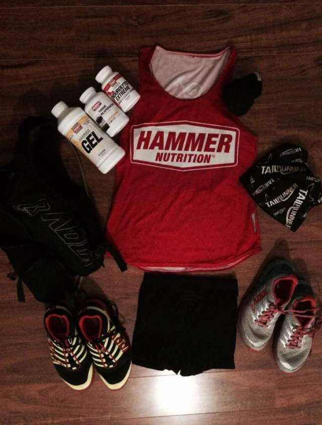 Mt Mee Race Kit Shona Stephenson
