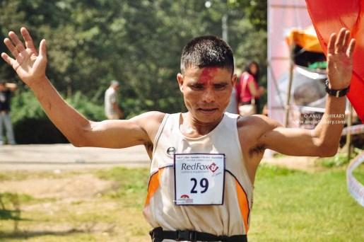 2nd place bhim gurung