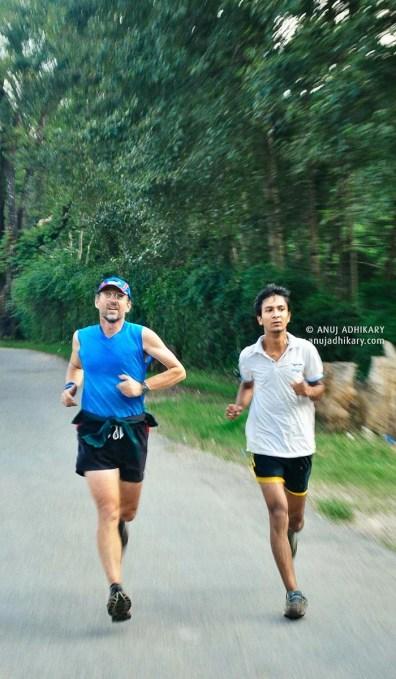 trail hash race kathmandu nepal