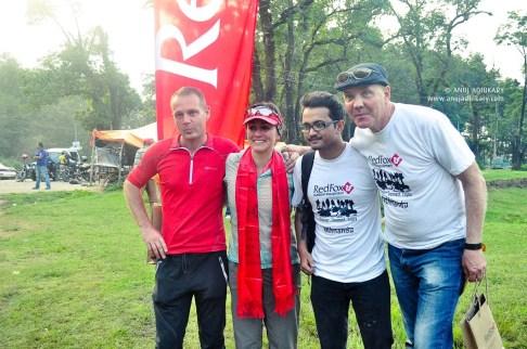 trail running race kathmandu nepal