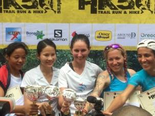 hk50 top 5 females 2014