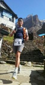 dawa sherpa aum annapurna ultra mountain 2014