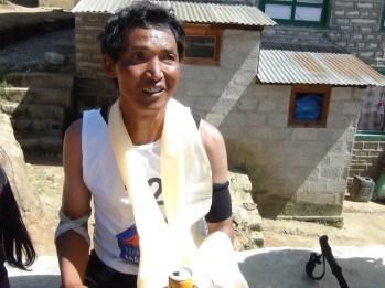marathon nepal royal penguin namche bazaar 12