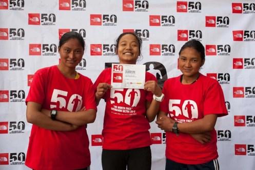 mira rai jumla girls trail runners