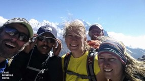annapurna circuit trek trail race nepal-27