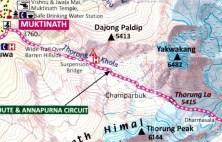 AMT 2017. 10. Muktinath - Thorong Pass 5416 m - Muktinath
