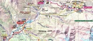 AMT 2017. 11. Muktinath - Lupra - Ekle Bhatti - Phalyak - Bhatase Bhanjyang - Jomsom
