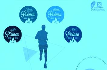 Trail running Spain Ultra Pirineu 2014