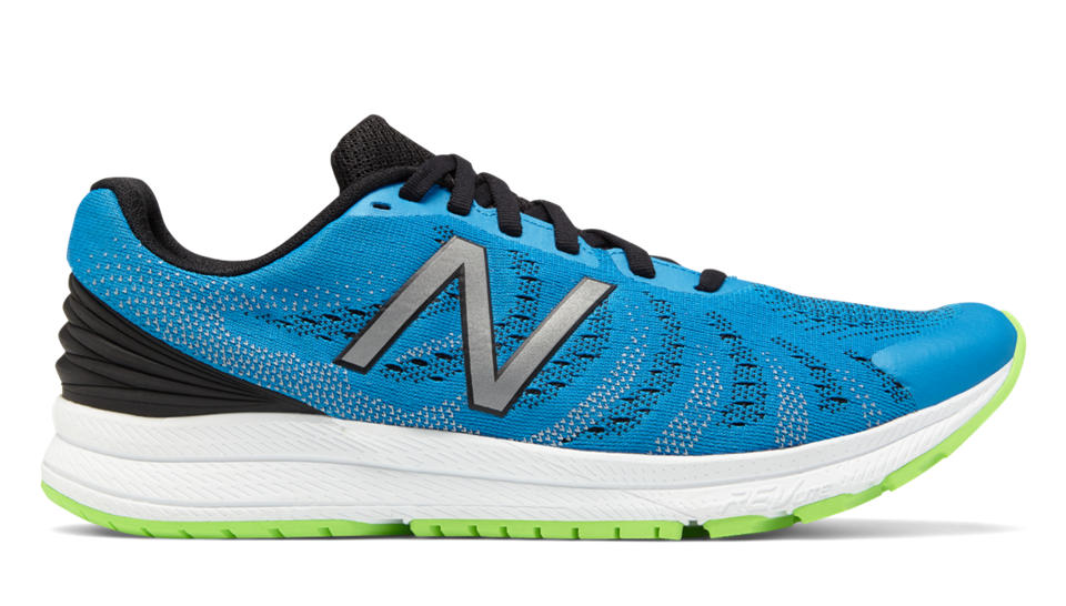 New Balance Fuelcore Rush V3 (274gr/Drop6mm): Light and stable ...