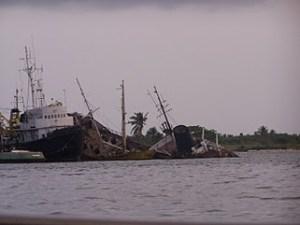Ship wreck 1