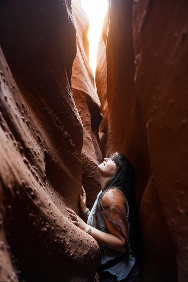 Trail Guide – Peekaboo & Spooky Slot Canyon