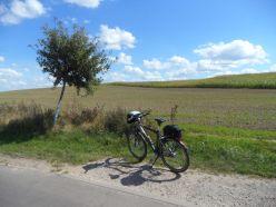 mein Bike mit kleinem Reisesetup