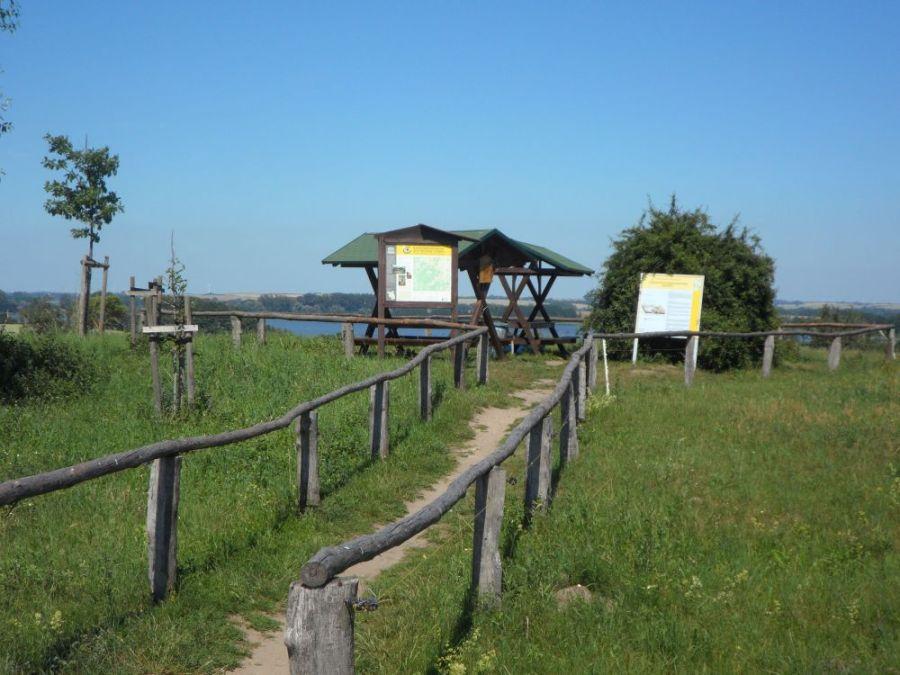 Rastplatz Potzlower Seenblick