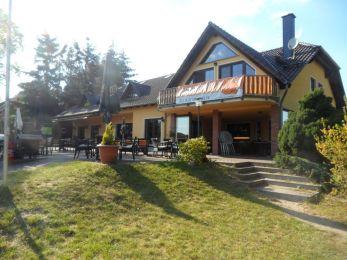 """Ausklang im Fischrestaurant """"Strandgut"""""""