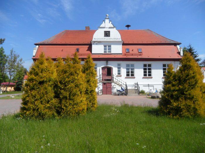 Geburtshaus von Ernst Moritz Arndt