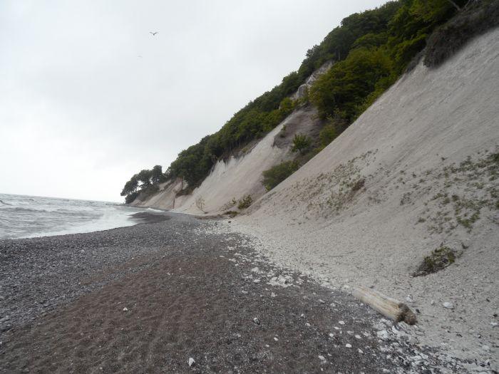 Erosionsspuren