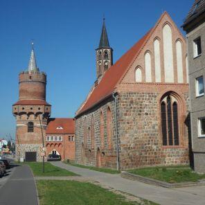 Mitteltorturm und Heilig Geist Kapelle