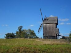 Bockwindmühle bei Vehlefanz