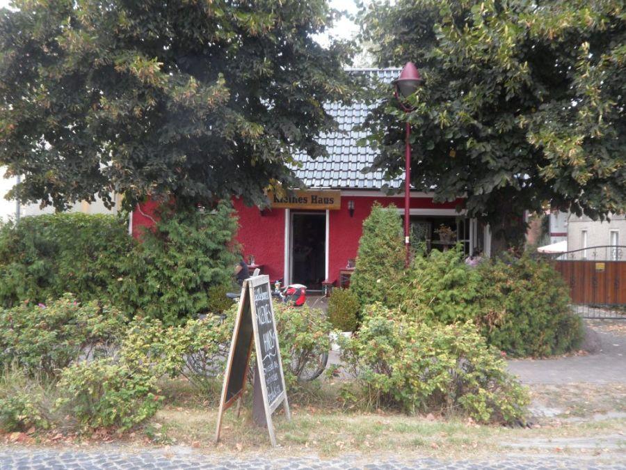 Gaststätte Kleines Haus in Linum