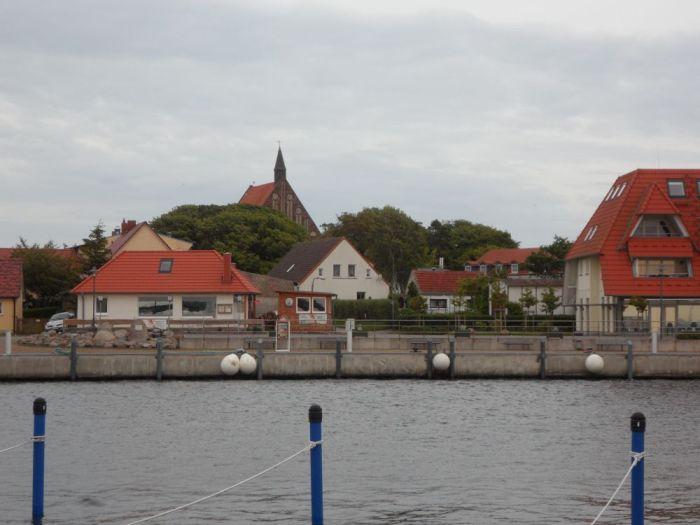 Der Hafen von Wieck