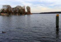 Blick nach Heiligensee