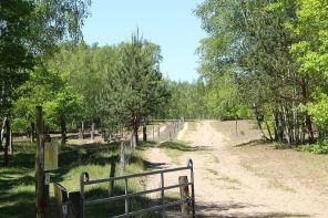 Der Rundwanderweg als Buddelkasten