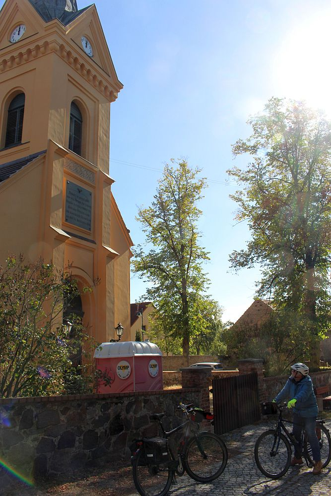 Dorfkirche Rangsdorf