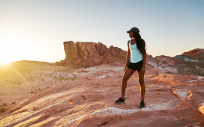 Calf tightness after hiking? Try this!