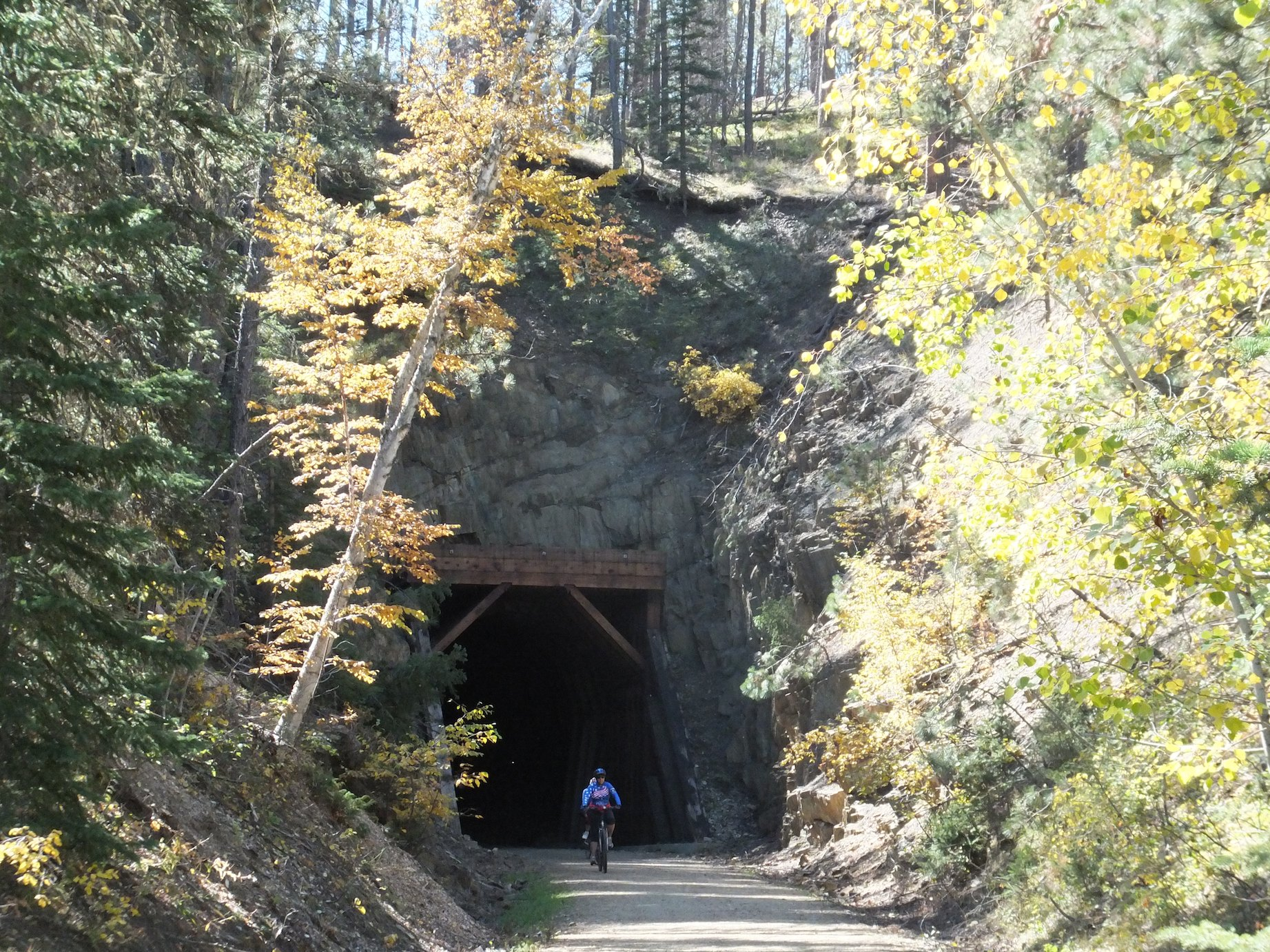 George S  Mickelson Trail in South Dakota