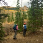 Colorado Trail segment 5