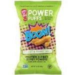 Power Puff trail snacks