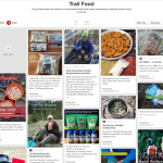 Trail snacks on Pinterest