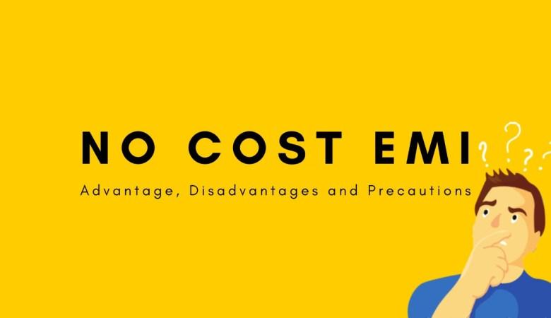No Cost EMI Title