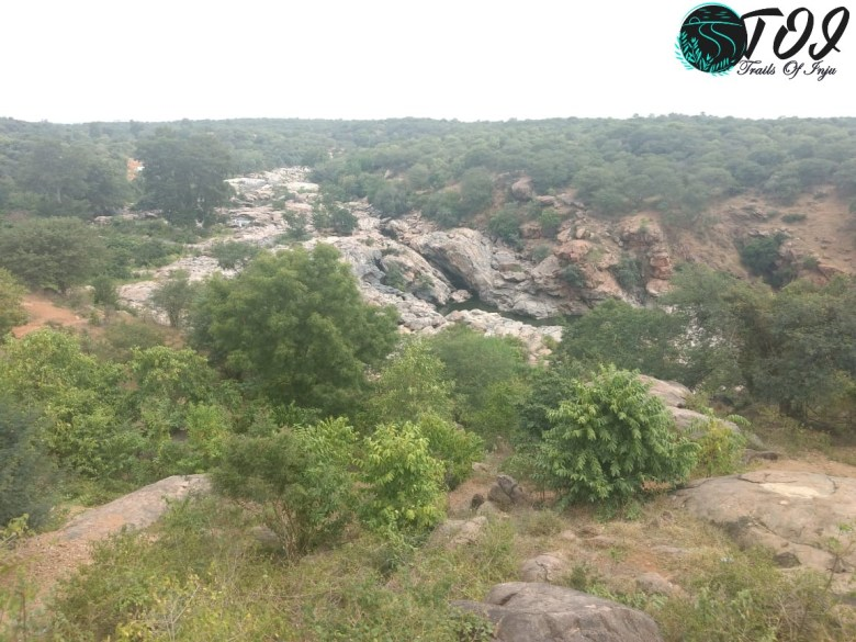 Chunchi Falls- Spot #1