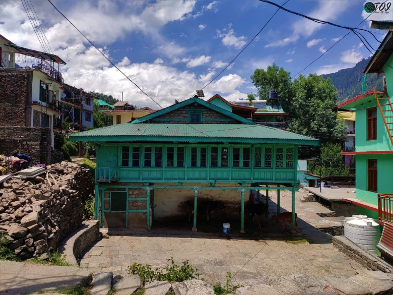 Houses & Culture Of Manali