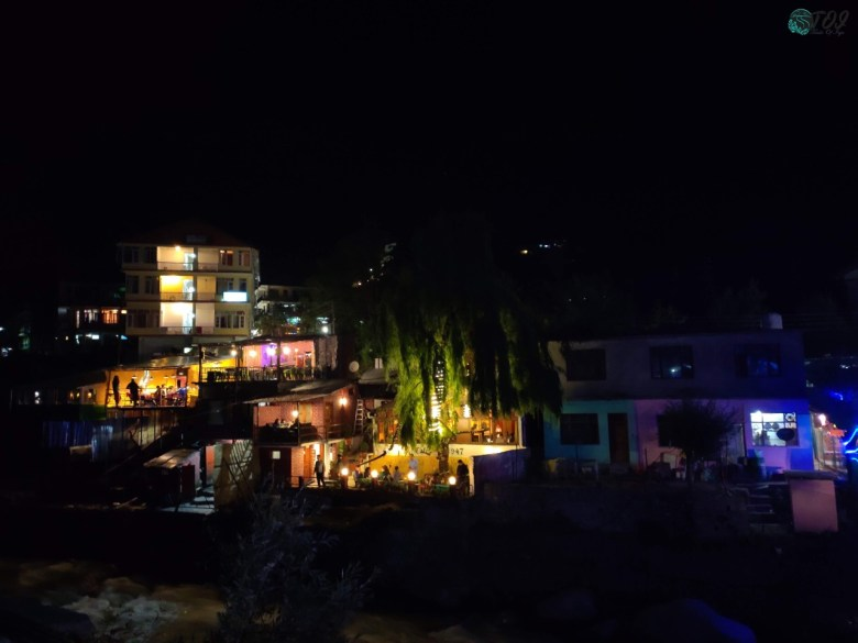 Night Life At Manali