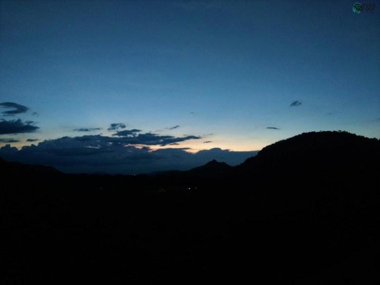 Sunset At Dandiganahalli Dam