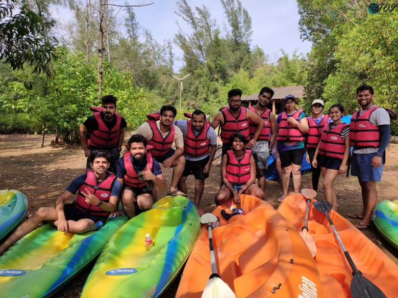 Karwar Kayaking Group