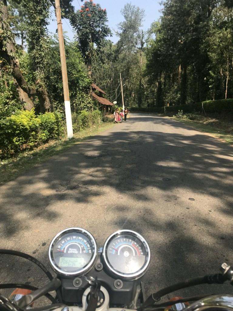 En Route Siddapura From Kushalnagar Coorg