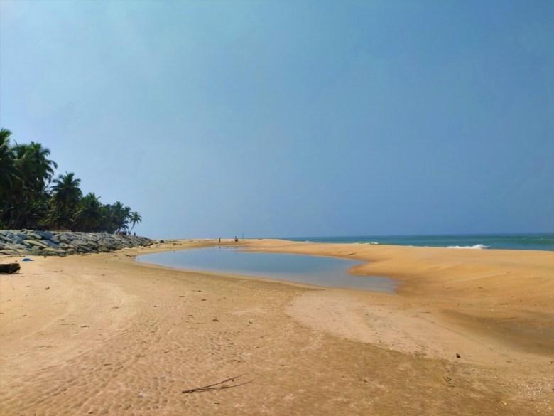 Kodi Bengre Beach Udupi
