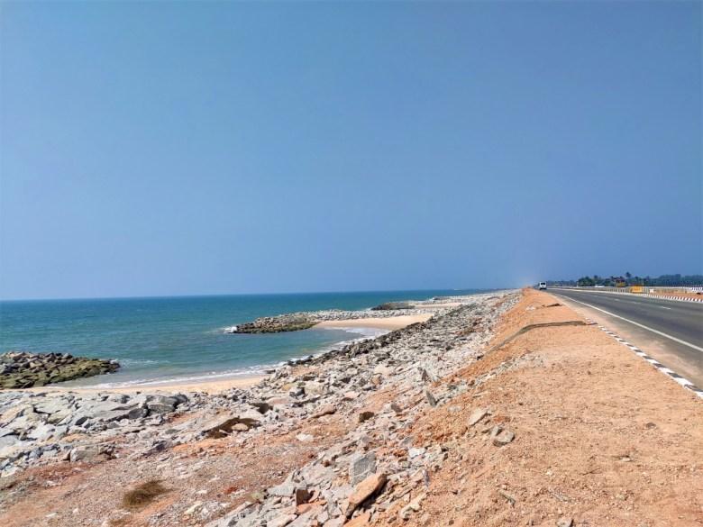Maravanthe Beach Karnataka