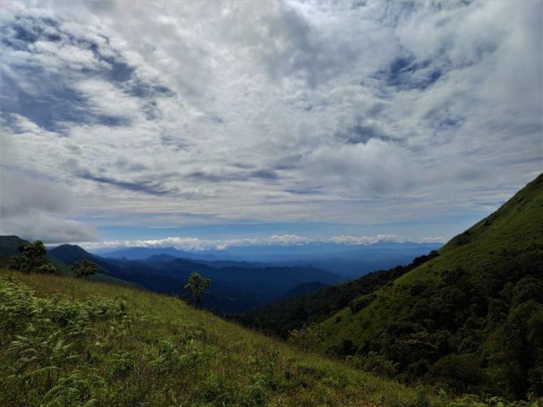 Off Trail Exploration On Tadiandamol Trek
