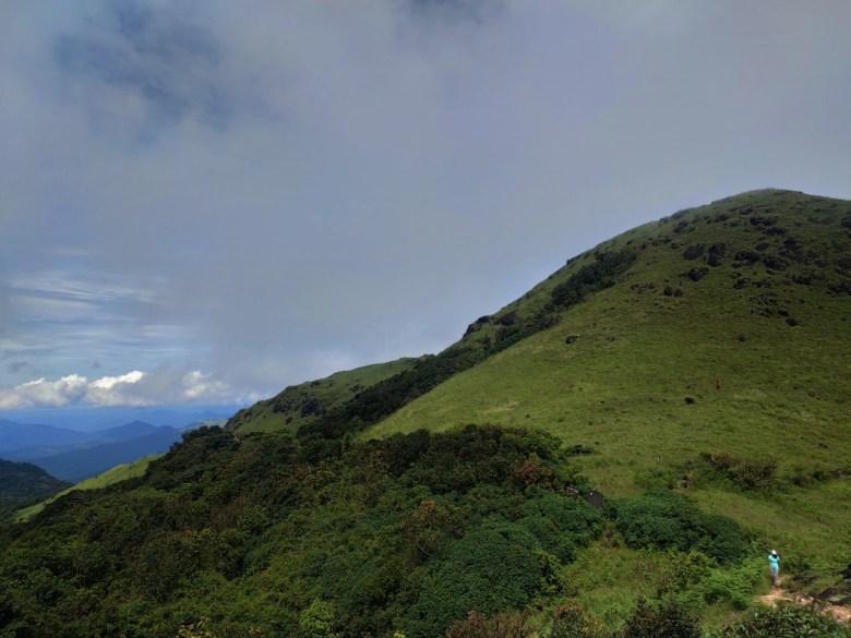 Random Peak Climbs On Tadiandamol Trek