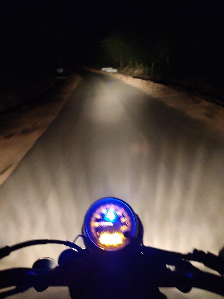 Bike Ride To Kundadri Hills From Agumbe