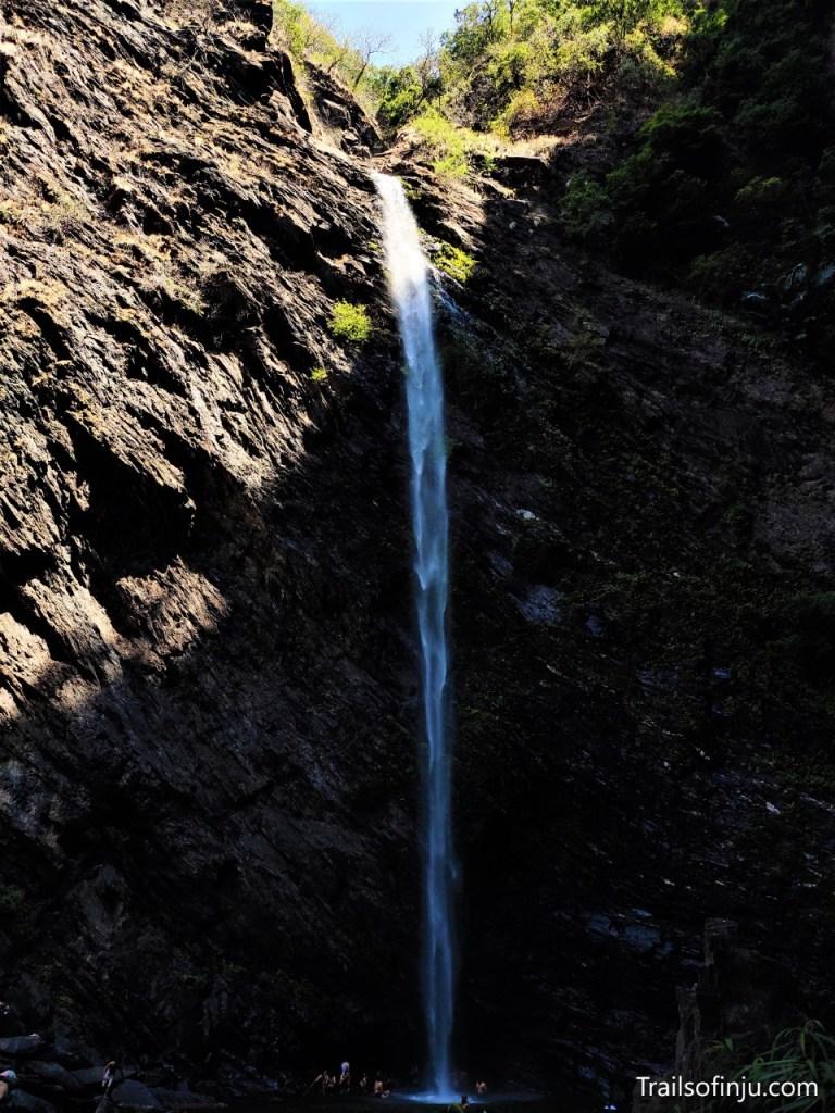 Kudlu Teertha Falls In Agumbe