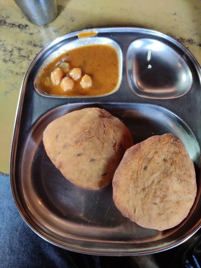 Mangalore Buns Near Kukkehalli En Route Varanga